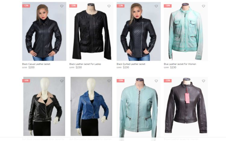WearOstrich Unique Leather Jackets Designs