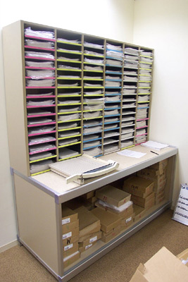 Mail Room Furniture Systems Mailroom Equipment Mail
