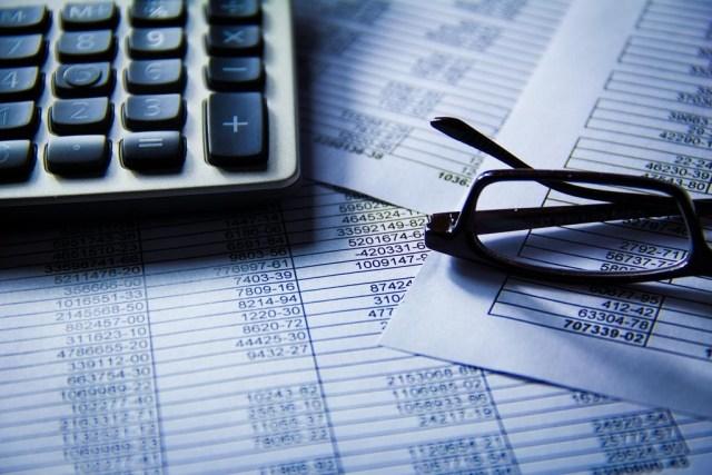 finance calculator image