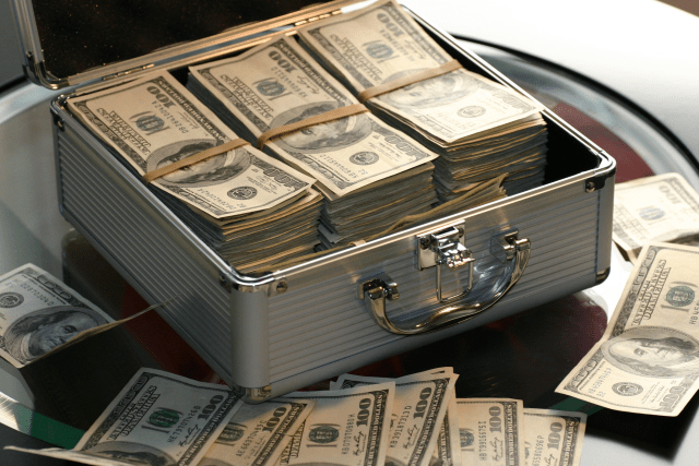 Help You Buy a property - case of cash image