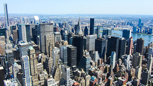 Expanding Your Career and Working Abroad: 4 Reasons Why - Manhattan image