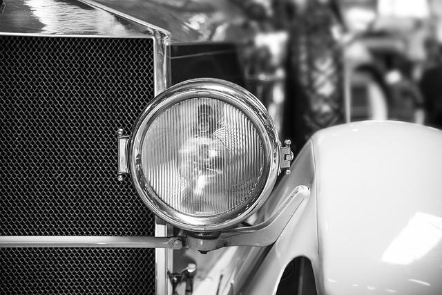 OLEV Explained - electric car alternatives - classic car image