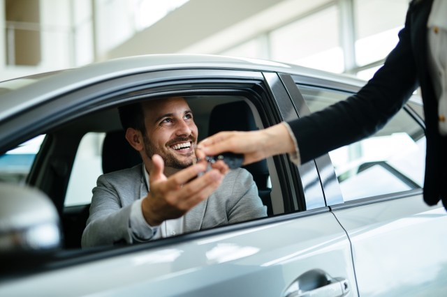 Should You Consider Getting a Car on Finance? - buying a car image