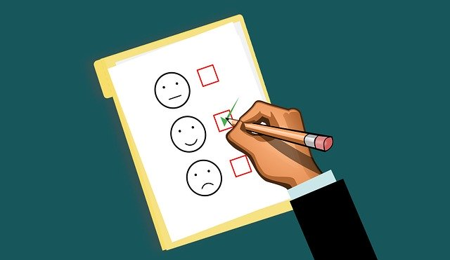 How Employee Happiness Can Boost Your Company's Profits - satisfaction survey image