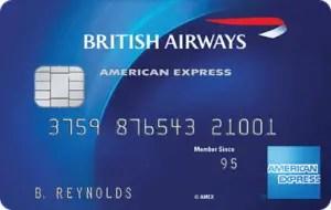 BA American Express Rewards Card, a best UK Reward Credit Card
