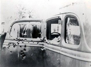Bonnie and Clyde Car