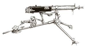 Type 24 Heavy Machine Gun