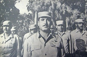 Egyptian Soldiers during the War of Attrition.