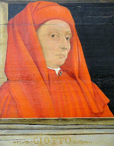 Portrait of Giotto