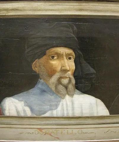 Portrait of Donatello