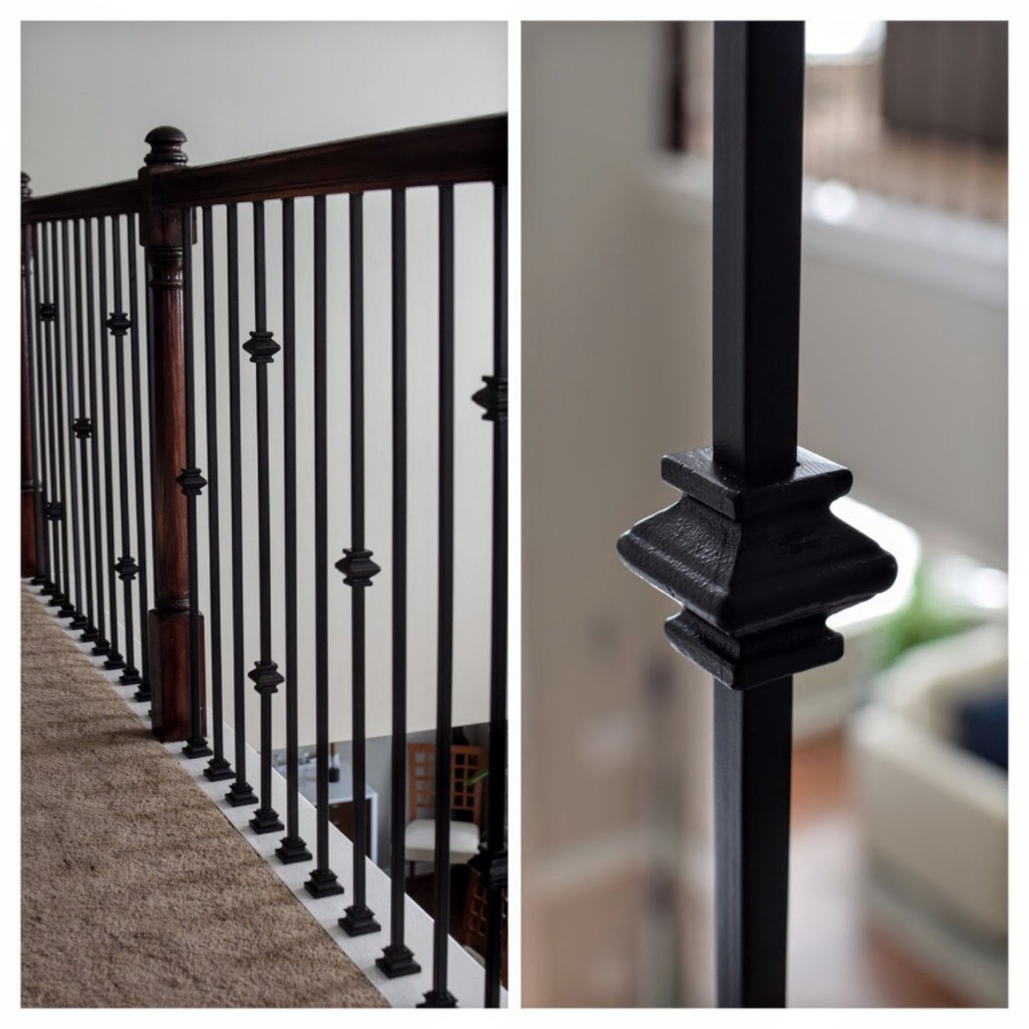 knuckle type balusters in richmond va