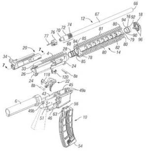 S&W Applies for Patent on M&P1522 The Firearm Blog