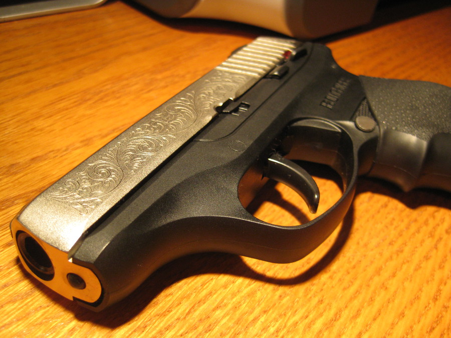 Engraved Ruger Lc9 Limited Edition The Firearm Blog