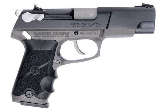 Ruger P90th With Chrome Bling
