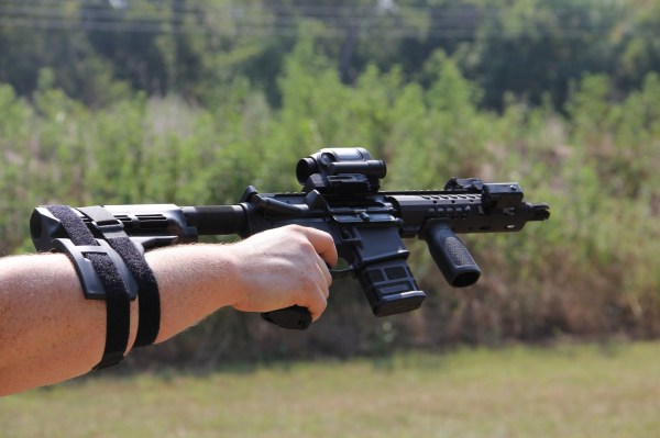Gun Review: Sig SB15 Pistol Stabilizing Brace Review -The ...