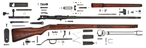 Small Arms Anatomy: Eight WWII Rifles The Firearm Blog