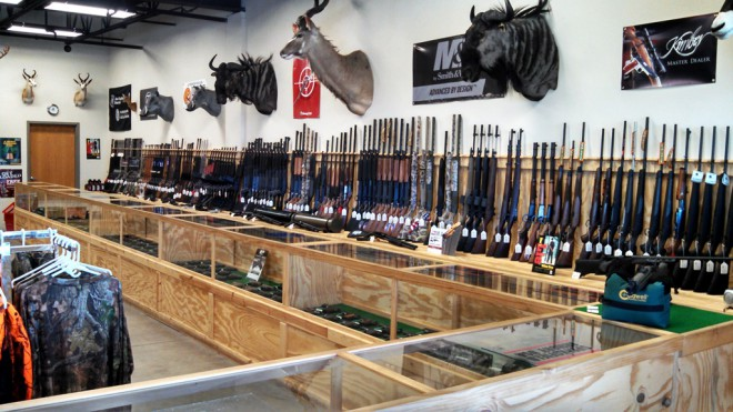 10 Things NOT To Do In A Gun Store The Firearm Blog