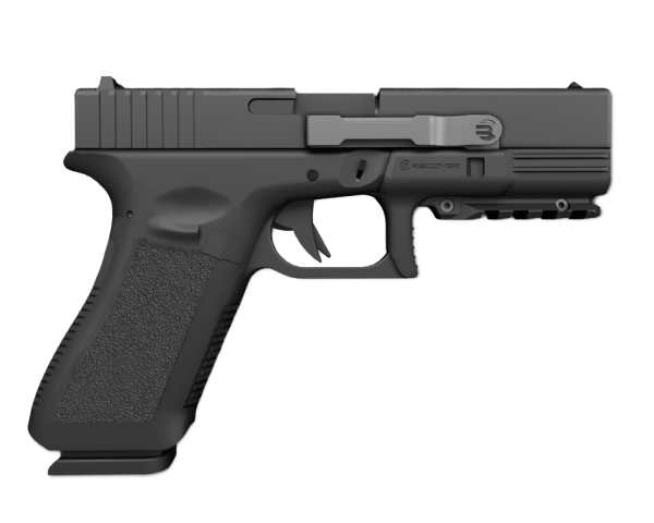 Recover's Glock Rail Solution - The Firearm BlogThe ...