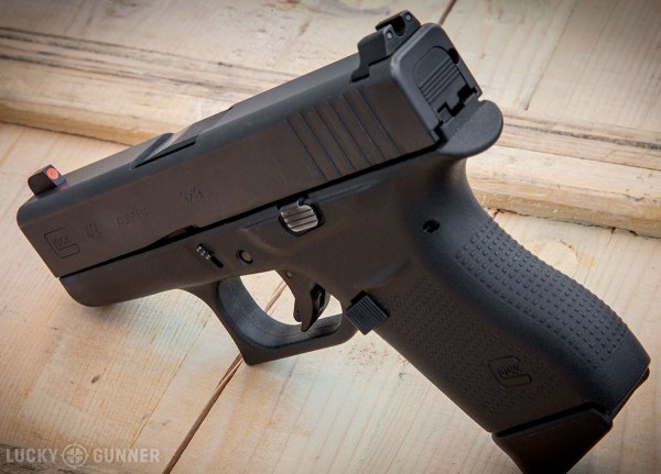By The Numbers: Glock 26 vs Glock 43 - The Firearm BlogThe ...