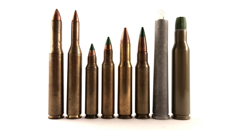 Future Firearms Ammunition Technology 006 Multiplex