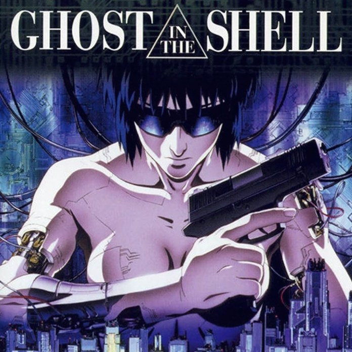 Image result for ghost in the shell anime