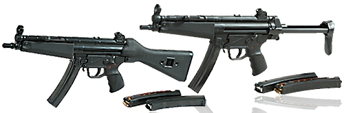Pakistan MP5