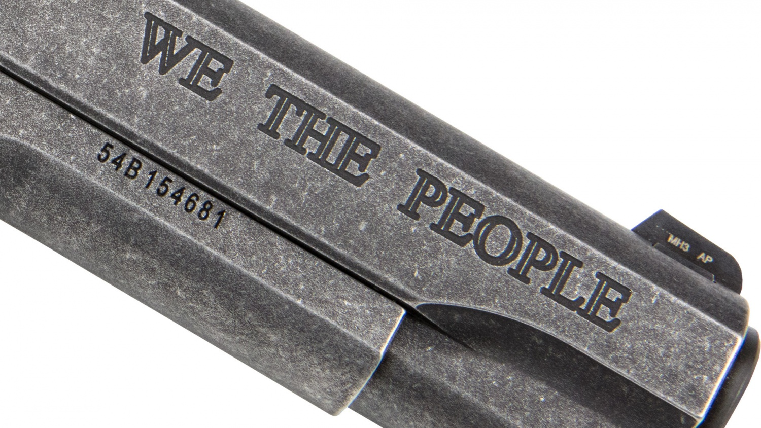 Irony German Company Releases We The People