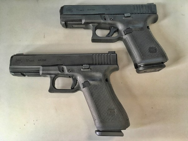 TFB FIRST LOOK: The New Gen5 GLOCK 17 And Gen5 GLOCK 19 ...