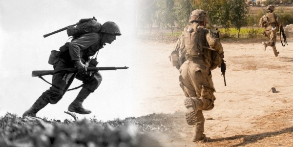 World War II vs. Today: Comparing the Soldier's Load in ...
