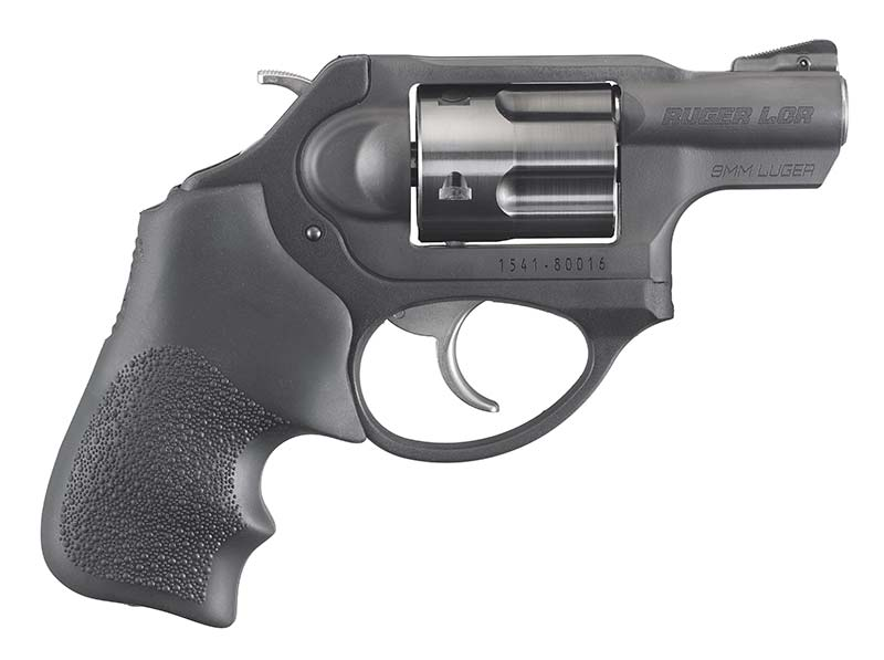 Ruger Introduces Four New Lcrx Revolvers The Firearm Blog