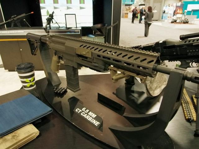 Textron ct carbine