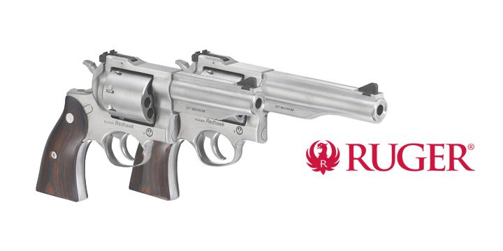 Upgrade Ruger Redhawks Get Sleeve Amp Shroud Barrels To