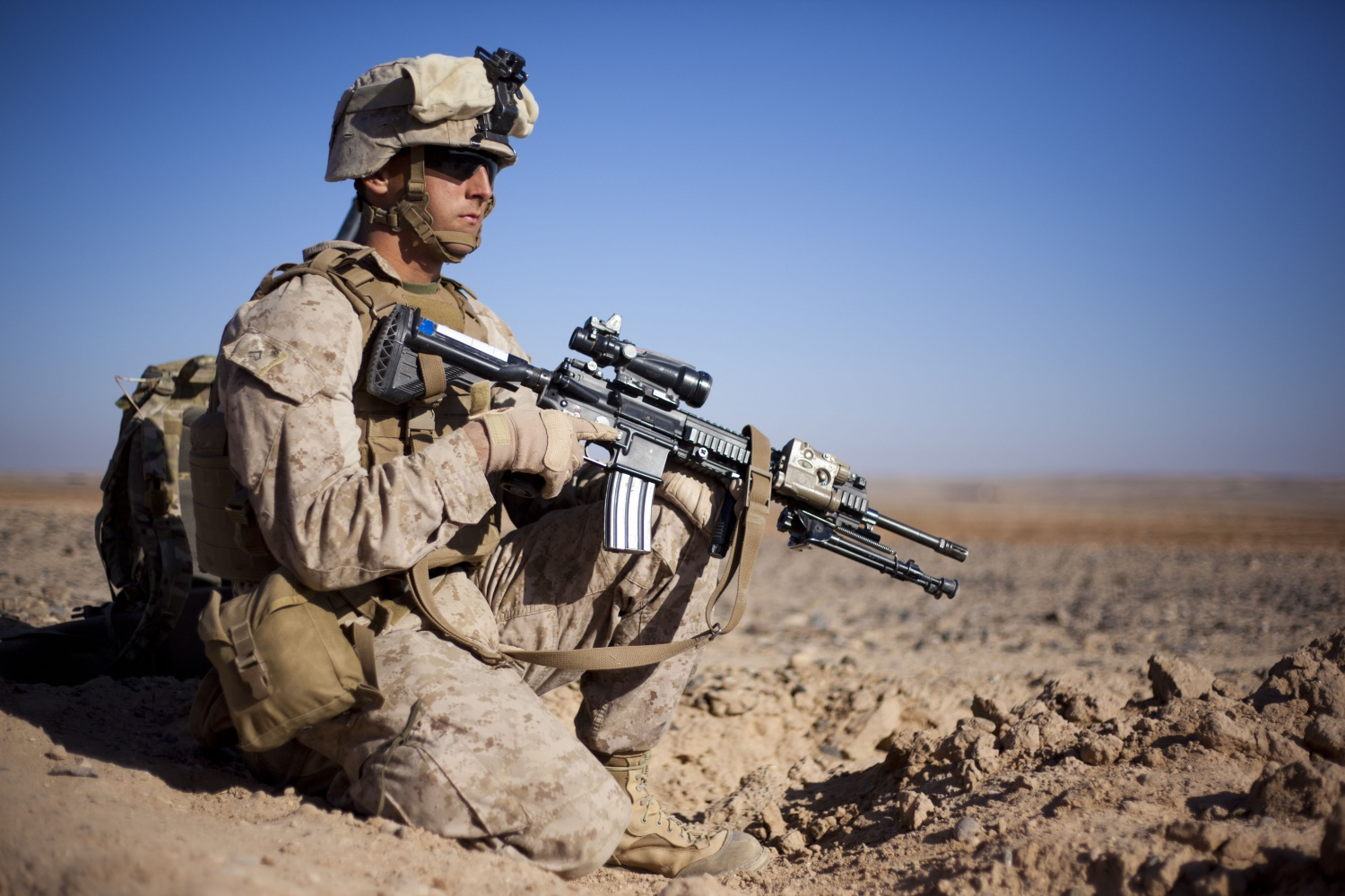 Marsoc Not Interested In The M27 But The M38 Looks