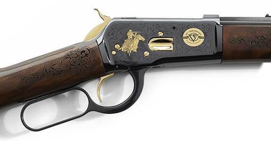Chiappa 60th Anniversary Commemorative Lever Action Rifles (6)