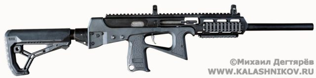 Russian TsKIB SOO to Make Civilian Versions of PP-2000 SMG and OSV-96 .50 Caliber Rifle
