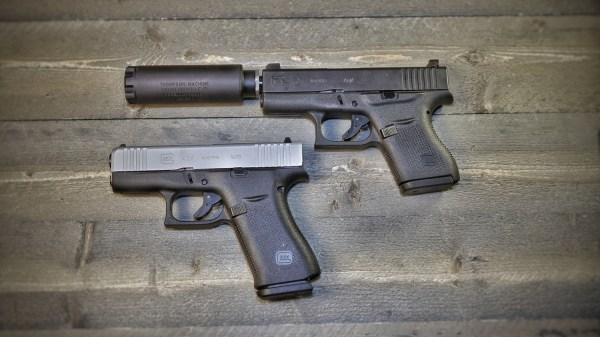 CONCEALED CARRY CORNER: GLOCK G43 vs G43X By The Numbers ...
