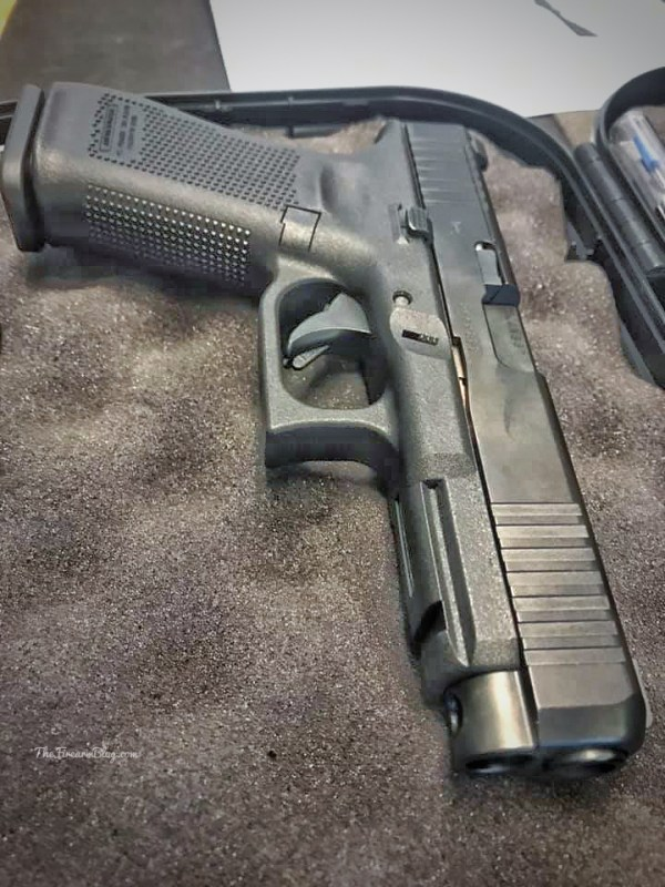 TFB EXCLUSIVE: New CBP GLOCK G47, G19 MOS And G26 -The ...