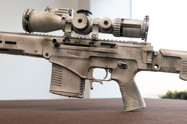 Russia to Start Mass Production of Chukavin Sniper Rifles (SVCh) to Replace SVD (2)