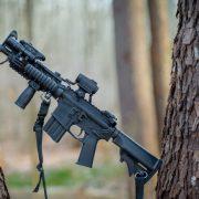 SHTF Guns: KAC/Colt AR-15 - Short Barrel - 5.56mm - Suppressed