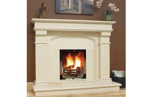 Bridge Fireplace