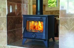 Henley Druid double sided 20kw stove