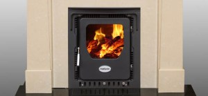 Firebird Multifuel inset stove 6.9kw