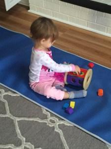 preparing toddlers