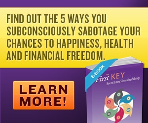 Learn How to Remove Subconscious Sabotage