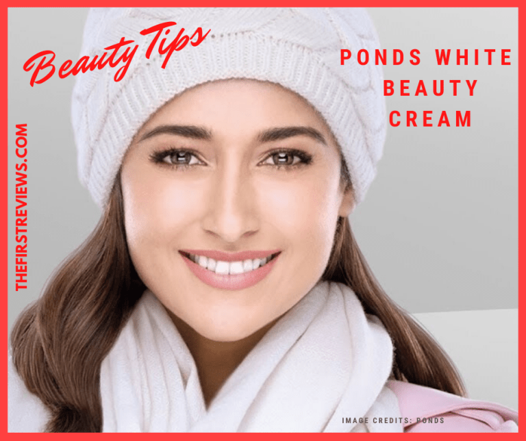 Ponds white beauty cream – Tips to Use