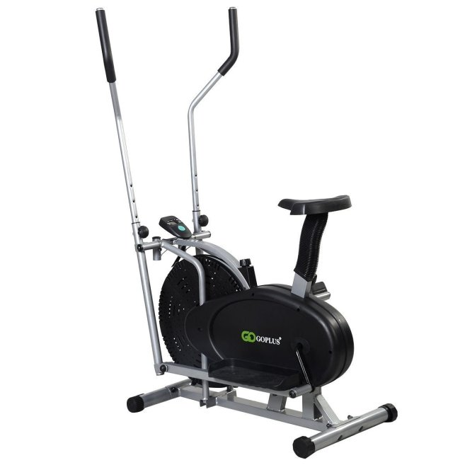 Best 2-in-1 exercise bike and cross trainer