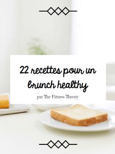 ebook brunch healthy thefitnesstheory