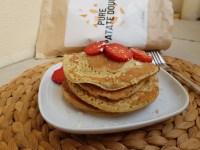 pancakes patate douce nutripure recette