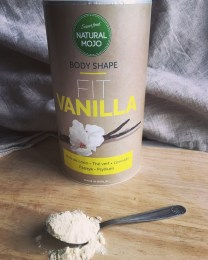 natural mojo fit vanilla