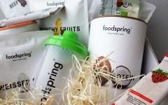 Foodspring avis review thefitnesstheory